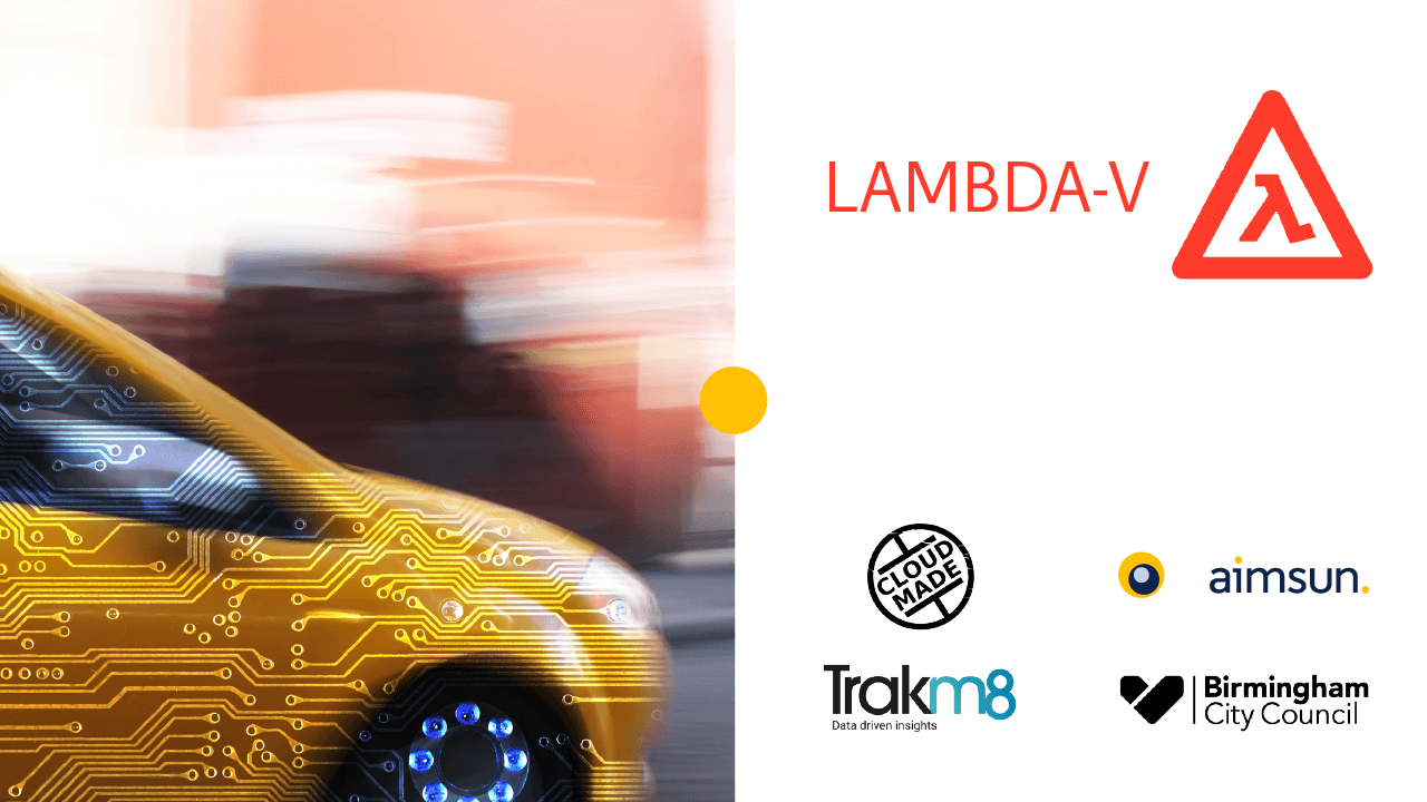 LAMBDA-V: Real-life driving data to improve autonomous vehicles