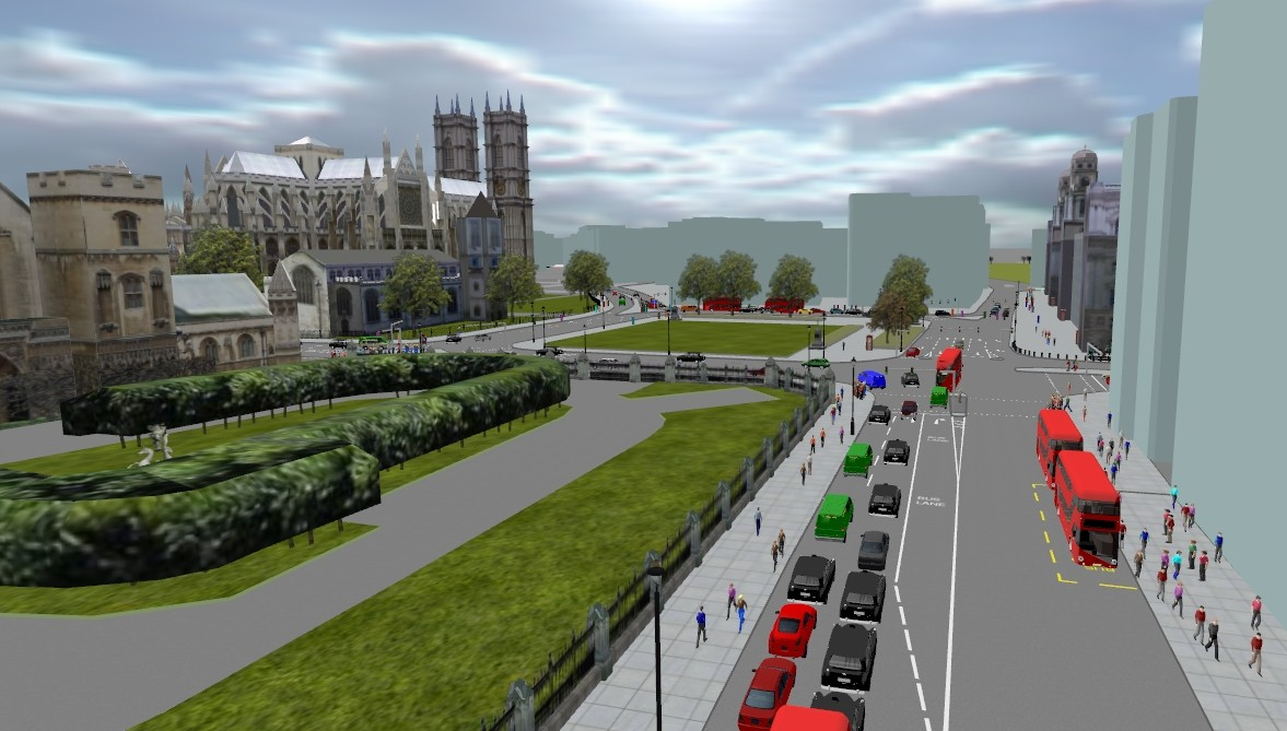 The 2016 UK Aimsun User Meeting - traffic modelling in the UK