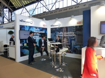 TSS at stand 11.912 Intertraffic Amsterdam 2016