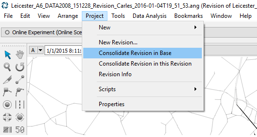 Merge all the revisions to the Base Model
