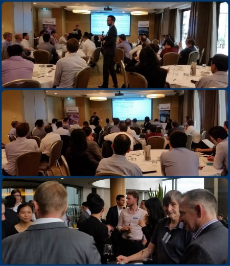Aimsun Users' Meeting & training course Sydney