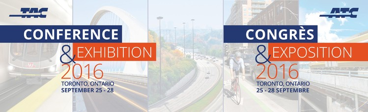 TAC Conference and Exhibition, Toronto - TSS promotes Aimsun traffic modelling software