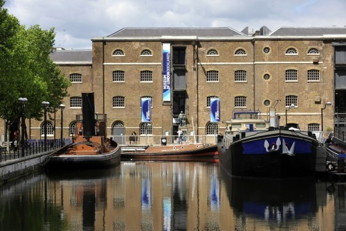 The 2016 UK Aimsun User Meeting venue: Museum of London Docklands