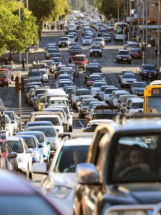 Aimsun traffic modelling software and expertise for Hobart Traffic Efficiency Study