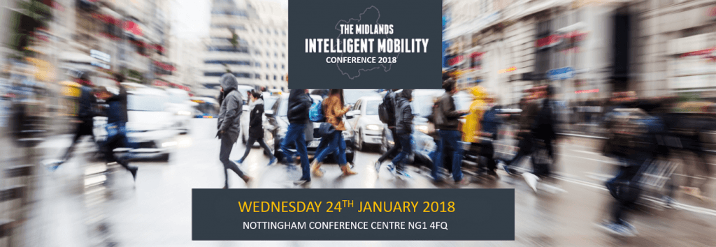IMPART Aimsun at The Midlands Intelligent Mobility Conference 2018