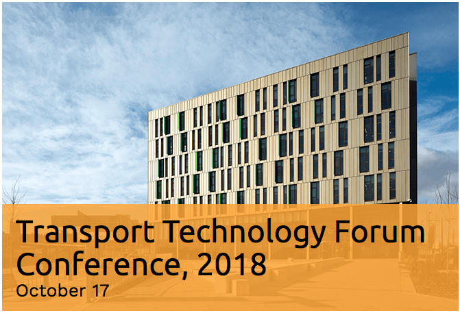 Transport Technology Forum Conference, Newcastle Upon Tyne