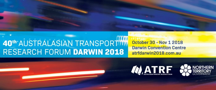 40th Australasian Transport Research Forum (ATRF)