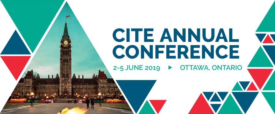 CITE Annual Conference, Ottawa, ON 2019