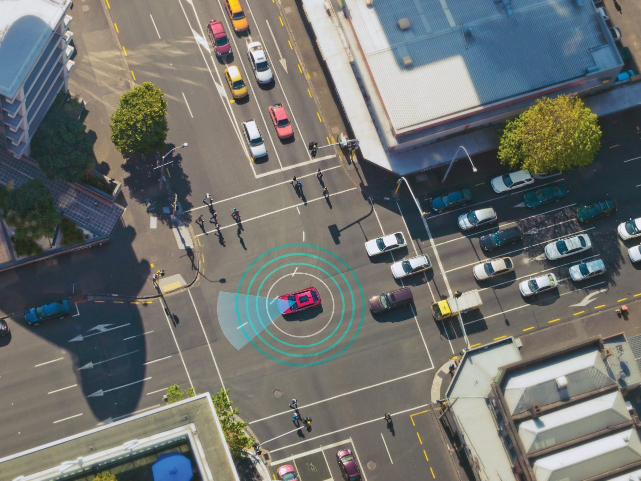 Aimsun unveils new platform for testing driverless vehicles