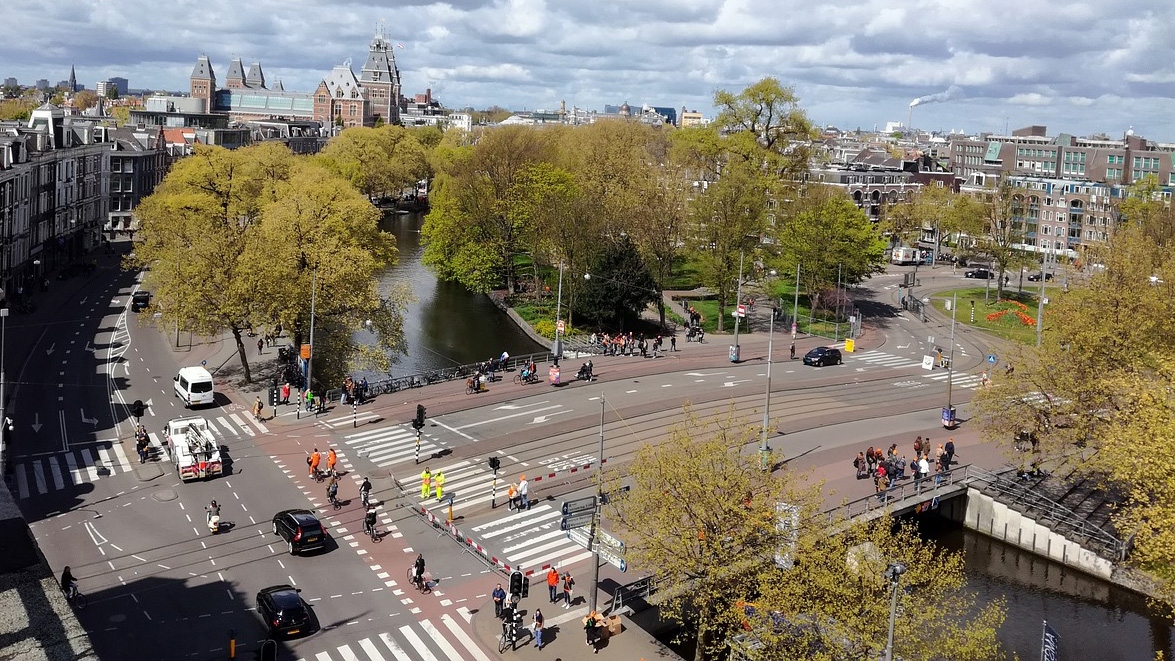 Intertraffic, Amsterdam