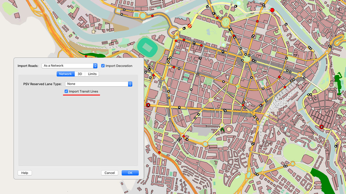 OpenStreetMap Public Transport Data Importer