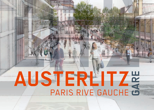 Aimsun to work on Gare d'Austerlitz traffic study