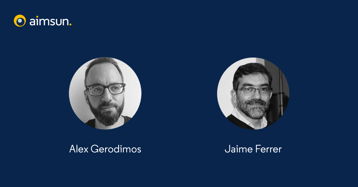 Alex Gerodimos appointed CEO of Aimsun after Jaime Ferrer steps down