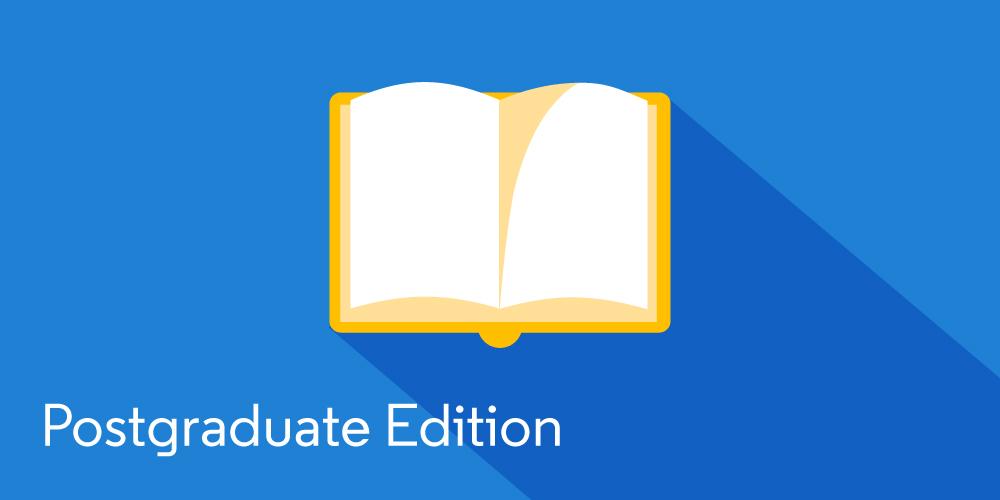 Postgraduate edition