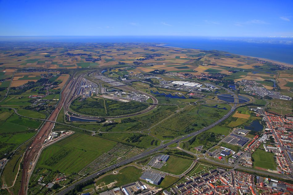 Eurotunnel Flow Management and Parking