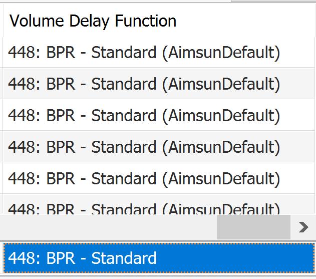Stellen Sie in der untersten Zeile die gewünschte CR-Funktion ein.