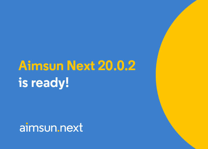 New release! Aimsun Next 20.0.2 is ready for download